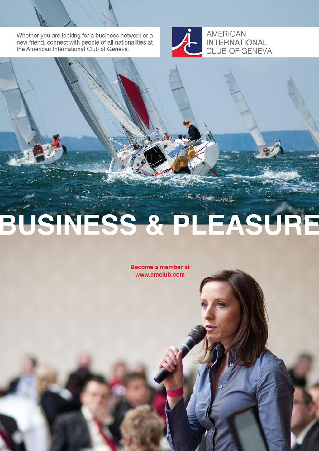 American International Club – Business & Pleasure