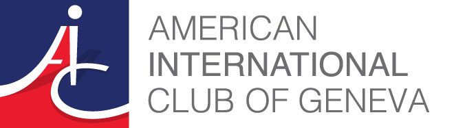 American International Club Identity
