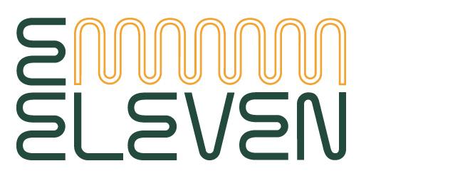 E-ELEVEN Logo