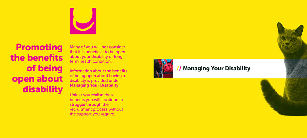 Great With Disability Managing Your Disability Slide